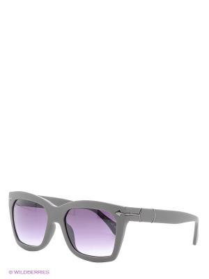 Солнцезащитные очки Opposit. Цвет: черный