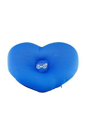 Ай-подушка синяя Экспедиция. Цвет: синий