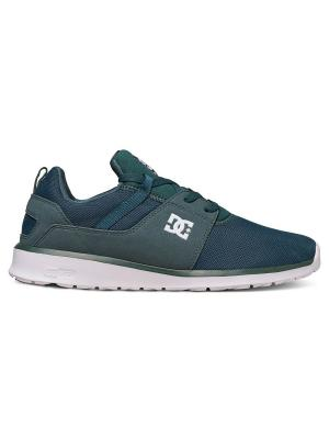 Кроссовки DC Shoes. Цвет: зеленый