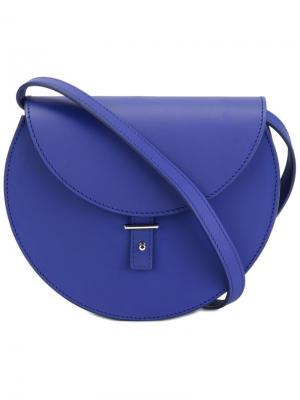 Маленькая сумка через плечо Pb 0110. Цвет: синий