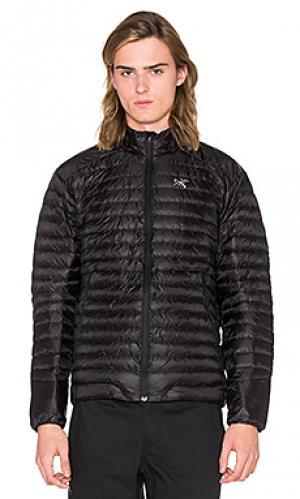 Куртка cerium sl Arcteryx Arc'teryx. Цвет: черный