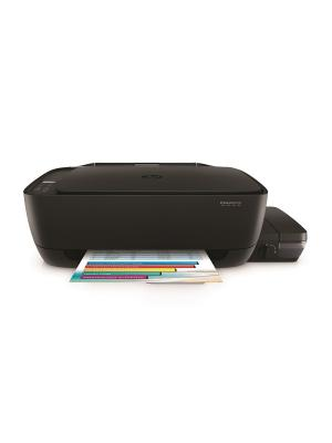 Струйный МФУ HP DeskJet GT 5810 AiO (X3B11A) A4 USB черный. Цвет: черный