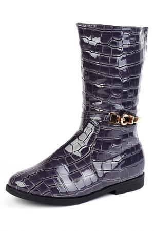 Ботинки Brocoli. Цвет: серый