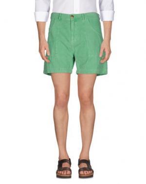 Повседневные шорты LIGHTNING BOLT. Цвет: зеленый