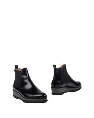 Полусапоги и высокие ботинки MIKAELA. Цвет: черный