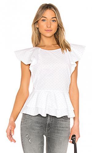 Блузка achava Joie. Цвет: белый