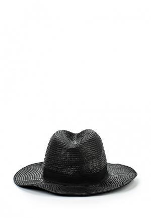 Шляпа Topshop. Цвет: черный