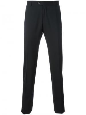Костюмные брюки Tonello. Цвет: чёрный