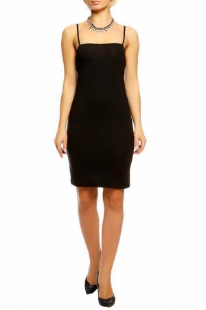 Платье Shes so. Цвет: черный