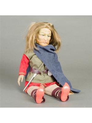Кукла Baldur-жизнь Lamagik S.L. Цвет: бежевый, красный, серо-зеленый