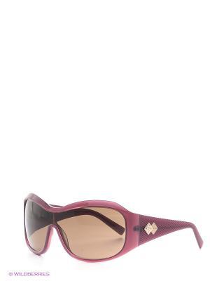 Солнцезащитные очки IS 11-034 07P Enni Marco. Цвет: сливовый, коричневый
