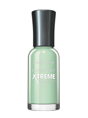 Лак для ногтей Xtreme Wear mint sorbet,  тон 340 62 SALLY HANSEN. Цвет: светло-зеленый