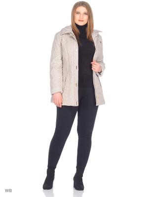 Куртка CLAIR. Цвет: серый