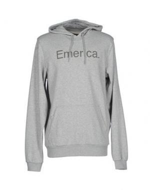 Толстовка EMERICA. Цвет: серый