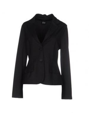 Пиджак PF PAOLA FRANI. Цвет: черный