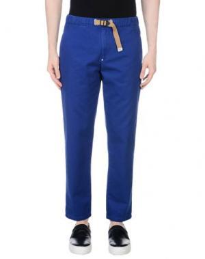 Повседневные брюки WHITE SAND 88. Цвет: синий