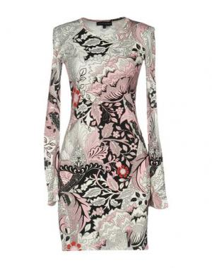 Короткое платье JONATHAN SAUNDERS. Цвет: розовый