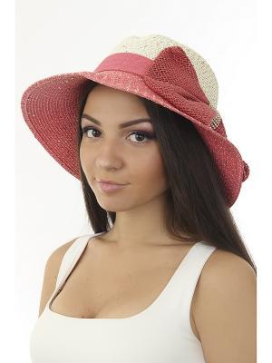 Шляпа Happy Charms Family. Цвет: розовый, бежевый