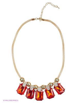 Колье Royal Diamond. Цвет: красный