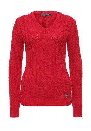 Пуловер Giorgio Di Mare. Цвет: красный