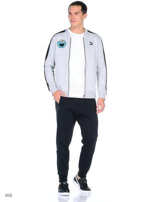 Куртка PUMA X Sesame Street Track J. Цвет: серый