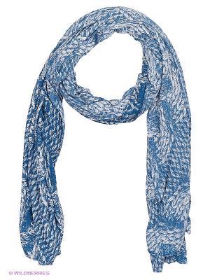 Платок Passigatti. Цвет: голубой