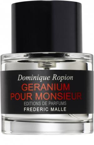 Парфюмерная вода Geranium Pour Monsieur Frederic Malle. Цвет: бесцветный