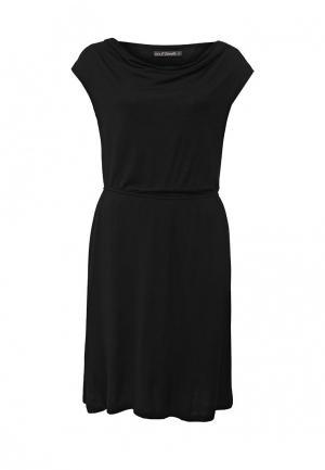 Платье Sela. Цвет: черный
