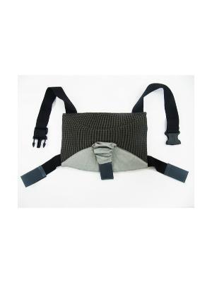 Фиксатор ремня безопасности для беременных MaLeK BaBy. Цвет: серый