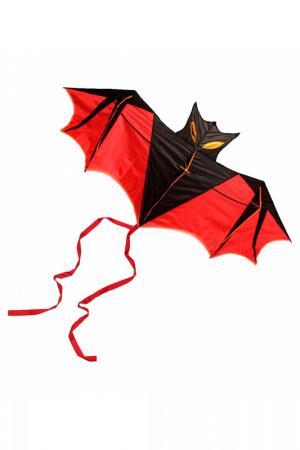 Воздушный змей BRADEX. Цвет: красный