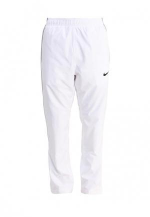 Брюки спортивные Nike. Цвет: белый