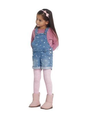 Колготки детские Penti. Цвет: розовый