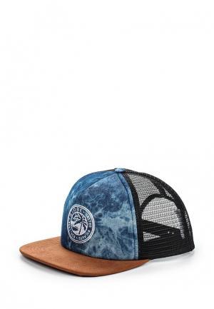 Бейсболка Globe. Цвет: синий