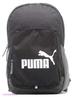 Рюкзак PUMA Phase Backpack. Цвет: черный