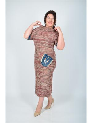 Платье вязаное Style Happiness