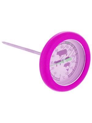 Термометры для стейка Sagaform. Цвет: розовый