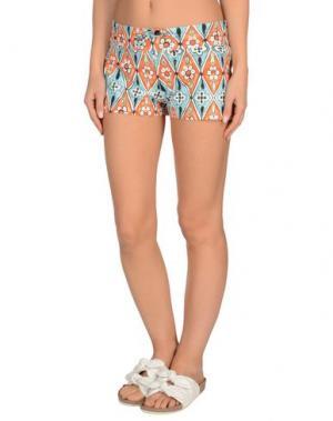 Пляжные брюки и шорты MOSAIQUE. Цвет: небесно-голубой