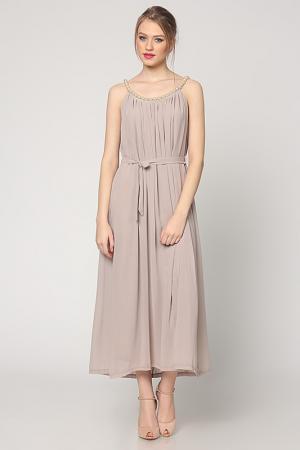 Платье EUFORIA. Цвет: синий