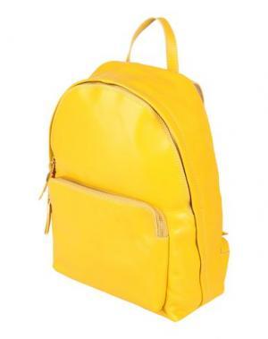Рюкзаки и сумки на пояс INNUE'. Цвет: охра