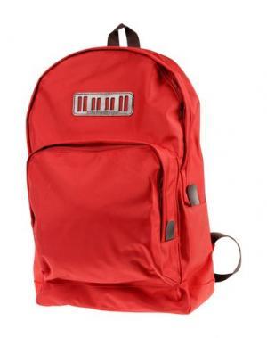 Рюкзаки и сумки на пояс WHITE MOUNTAINEERING. Цвет: красный