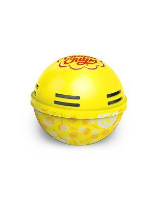 Ароматизатор воздуха  CHP606 Chupa Chups. Цвет: желтый