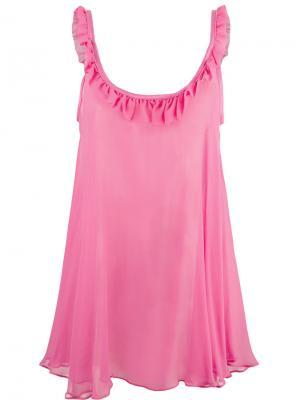 Комбинация Bardot Gilda & Pearl. Цвет: розовый и фиолетовый