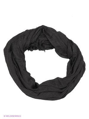 Палантин Vita pelle. Цвет: черный
