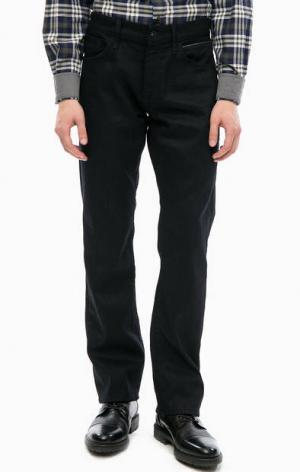 Темно-синие брюки с пятью карманами Mavi. Цвет: синий