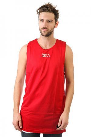 Майка  Hardwood Reversible Game Set Jersey Red/White K1X. Цвет: красный,белый