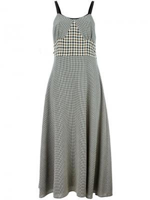 Платье Grace Isa Arfen. Цвет: чёрный