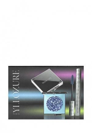 Набор для макияжа глаз Yllozure. Цвет: разноцветный