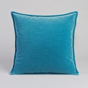 Чехол для подушки Didrik AM.PM.. Цвет: желтый горчичный,сине-зеленый