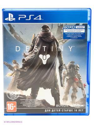 Destiny. Рус. док. (PS4) НД плэй. Цвет: голубой, серый, черный