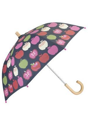 Зонт HATLEY. Цвет: черный